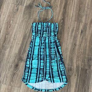 Hurley halter dress size medium